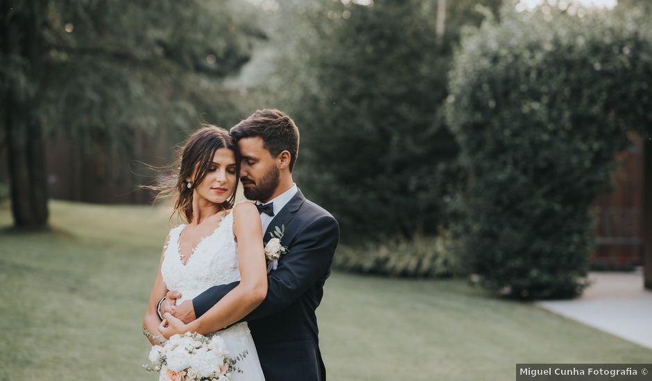 O casamento de Eduardo e Liane em Póvoa de Lanhoso, Póvoa de Lanhoso