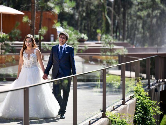 O casamento de Nancy e Rui