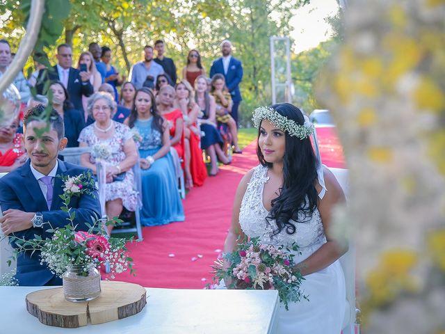 O casamento de Kelson e Viviane em Almargem do Bispo, Sintra 24