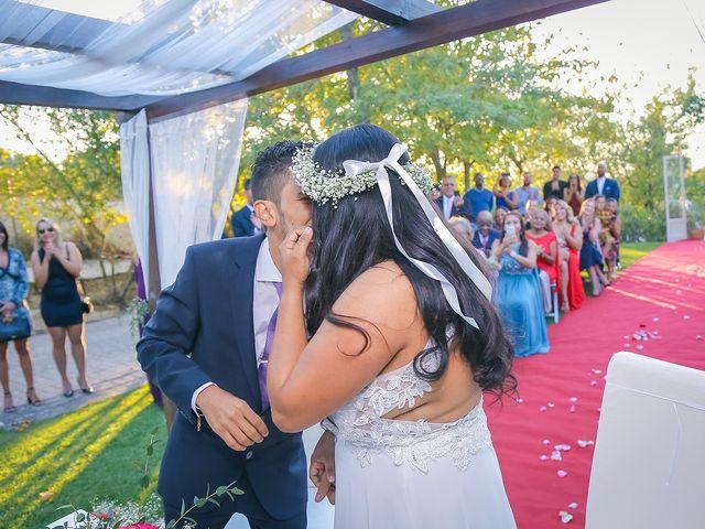 O casamento de Kelson e Viviane em Almargem do Bispo, Sintra 31