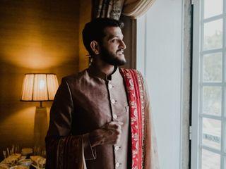 O casamento de Garima e Pranay 1