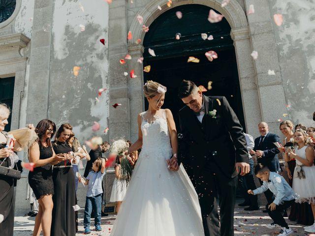 O casamento de André e Filipa em Paredes, Paredes 1