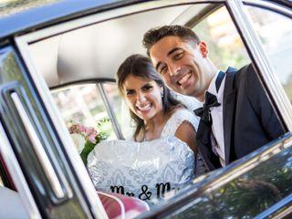 O casamento de Rafael e Sara