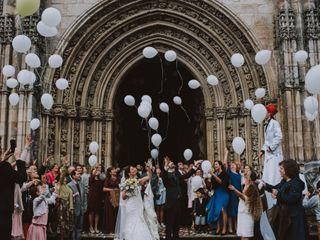 O casamento de Sara e Ricardo