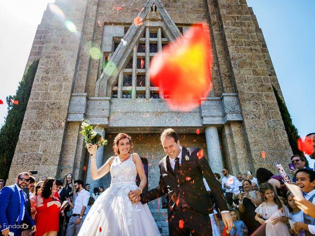 O casamento de Anibal e Arabela em Guimarães, Guimarães 1
