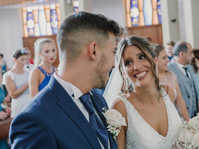 O casamento de Joel e Daniela em Senhora da Hora, Matosinhos 17