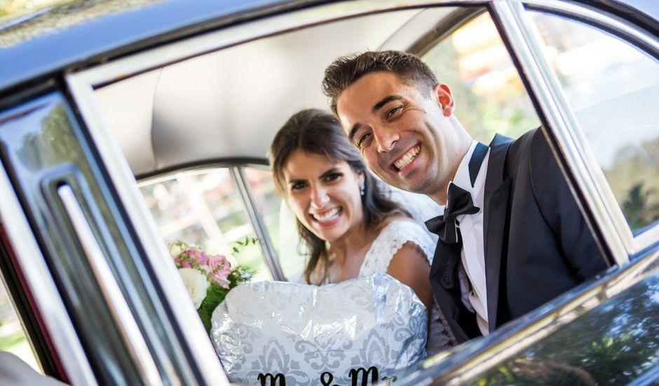 O casamento de Sara e Rafael em Benedita, Alcobaça