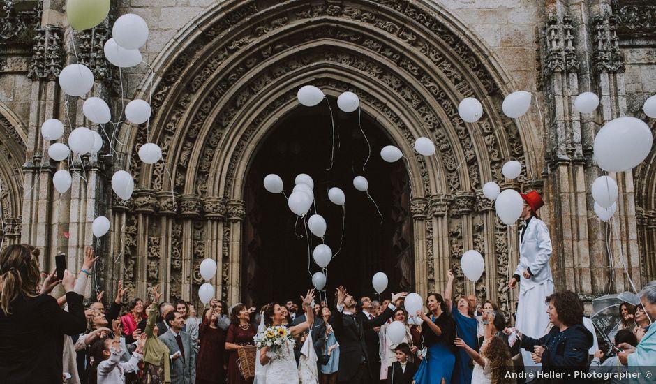 O casamento de Ricardo e Sara em Lamego, Lamego