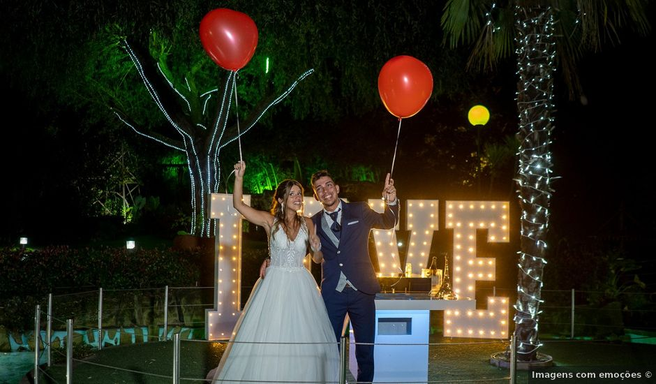 O casamento de Joel e Daniela em Senhora da Hora, Matosinhos