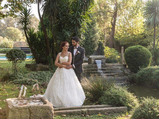 O casamento de Dulce e Luís