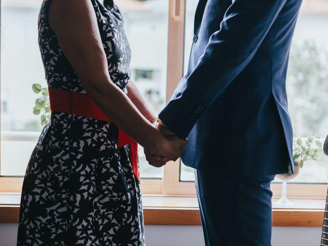 O casamento de João e Filipa em Azurara, Vila do Conde 9