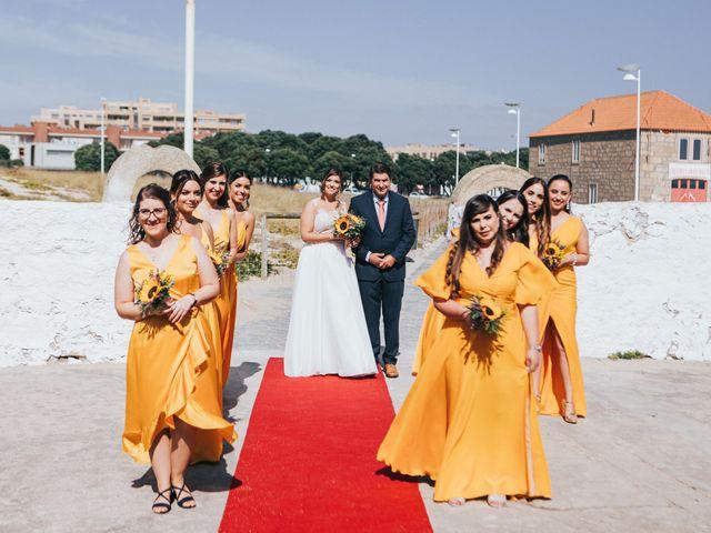 O casamento de João e Filipa em Azurara, Vila do Conde 33