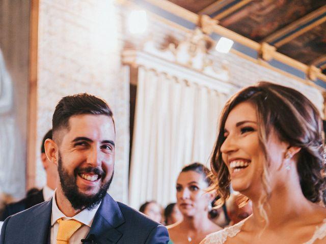 O casamento de João e Filipa em Azurara, Vila do Conde 36