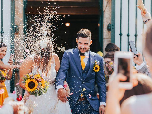 O casamento de João e Filipa em Azurara, Vila do Conde 38