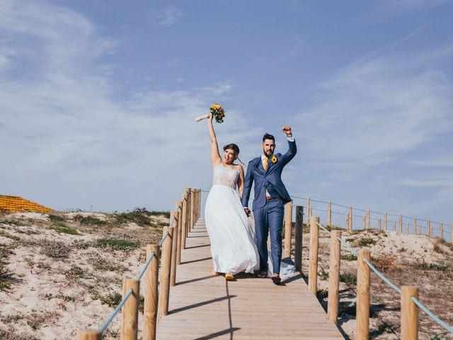O casamento de João e Filipa em Azurara, Vila do Conde 44