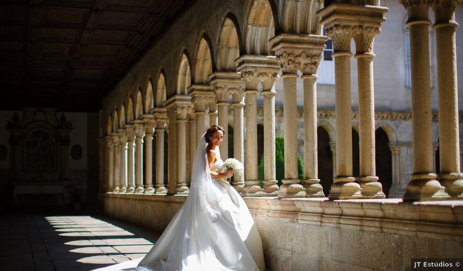 O casamento de Mário e Sara em Santo Tirso, Santo Tirso