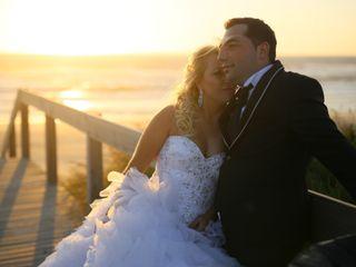 O casamento de Paulina e Paulo