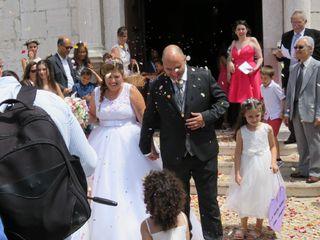 O casamento de Sara e Pedro 2