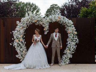 O casamento de Patricia e Stevean