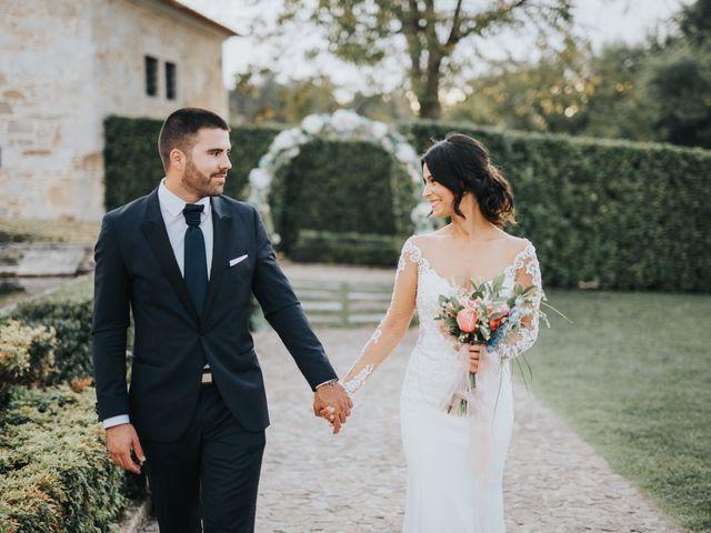 O casamento de Paula e Miguel