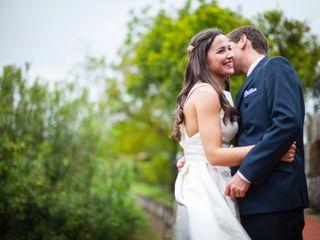 O casamento de Lilia e Manuel