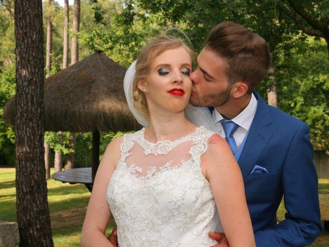 O casamento de Andreia e Fabio