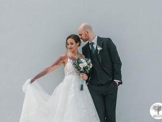 O casamento de Zelia e Marco
