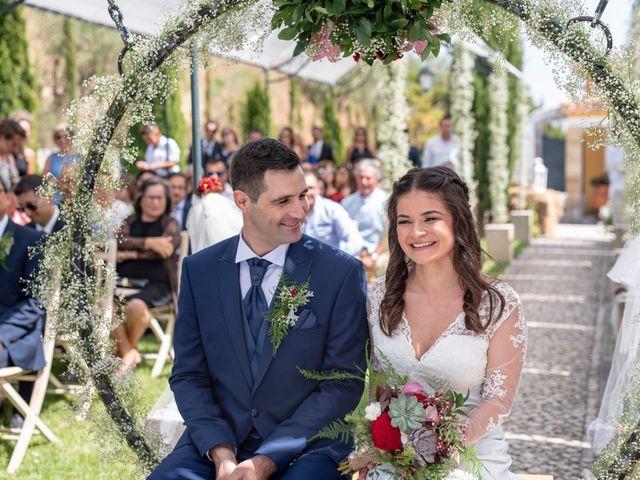 O casamento de Telma e Luis