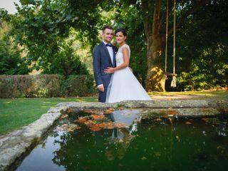 O casamento de Vanessa e Jorge