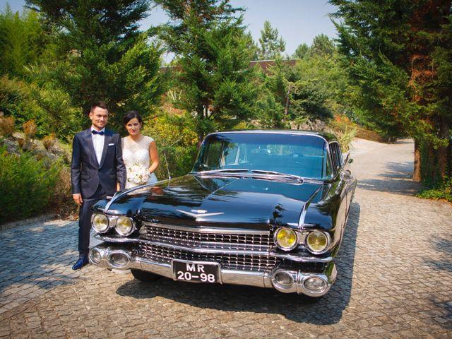 O casamento de Jorge e Vanessa em Macieira, Lousada 6