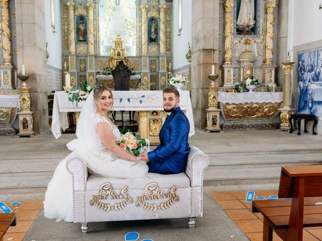 O casamento de Fabio e Cristiana em Santa Maria da Feira, Santa Maria da Feira 12