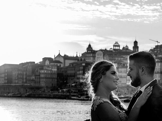 O casamento de Cristiana e Fabio