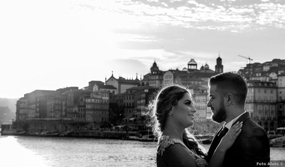 O casamento de Fabio e Cristiana em Santa Maria da Feira, Santa Maria da Feira