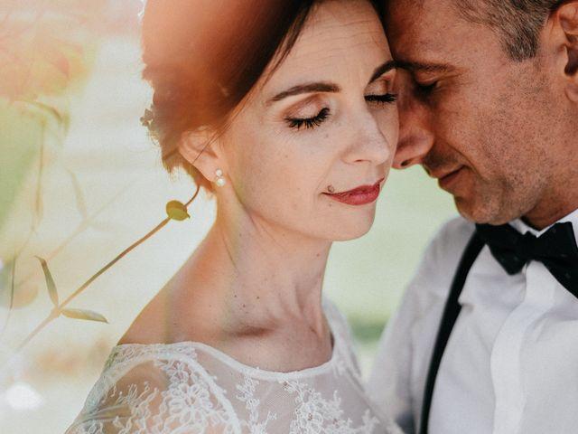 O casamento de Anabela e Fernando