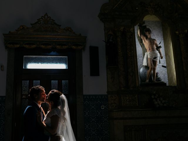 O casamento de André e Barbara em Cortegaça, Ovar 37