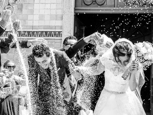 O casamento de André e Barbara em Cortegaça, Ovar 39