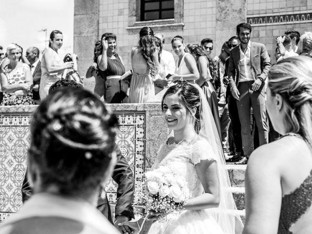 O casamento de André e Barbara em Cortegaça, Ovar 41