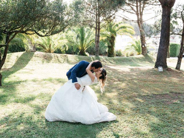 O casamento de André e Barbara em Cortegaça, Ovar 55