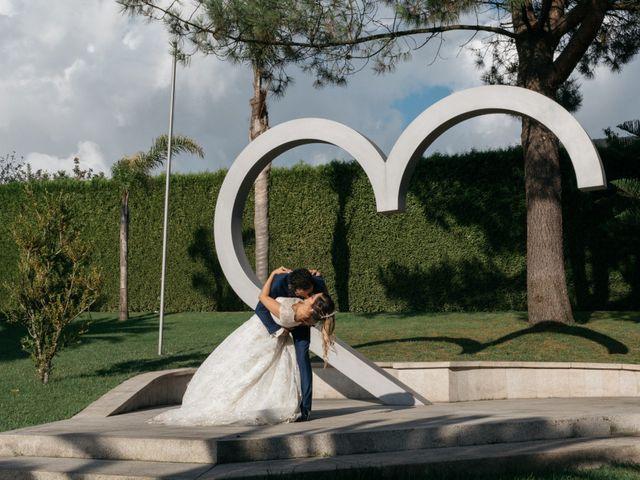 O casamento de André e Barbara em Cortegaça, Ovar 56