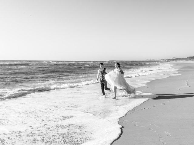 O casamento de André e Barbara em Cortegaça, Ovar 62