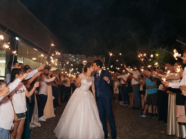 O casamento de André e Barbara em Cortegaça, Ovar 69