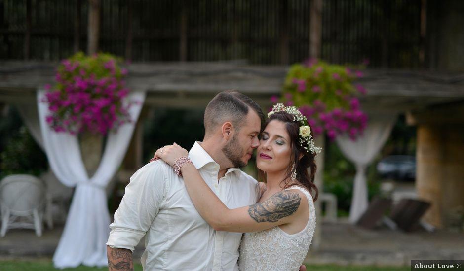O casamento de Mónica e Luís em Braga, Braga (Concelho)