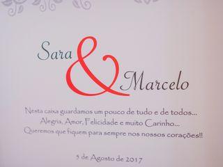 O casamento de Sara e Marcelo 1