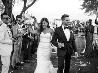 O casamento de Sónia e Charif
