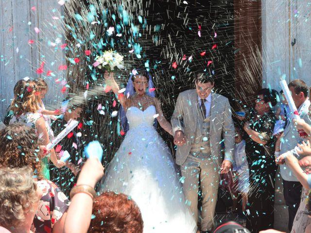 O casamento de Ana e Davide