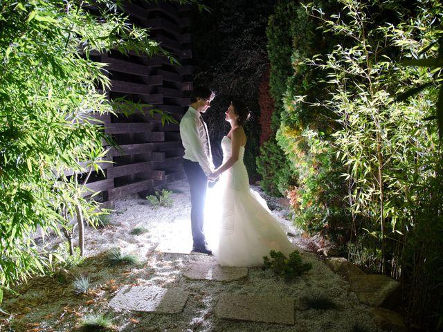 O casamento de Mercedes e Jorge