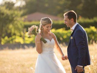O casamento de Sara e Joel