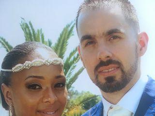 O casamento de Angela e Joao