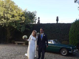 O casamento de Mercedes e José  1