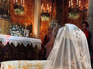 O casamento de Mercedes e José  2